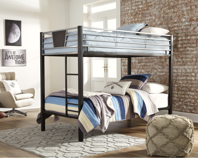 Ashley Dinsmore Twin Twin Bunk Rent To Own Bunk Beds E Z Rentals
